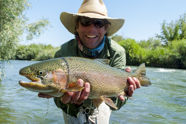 About the guides bitterroot river guides for Beaverhead river fishing report